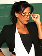 Teacher Lezley is hot